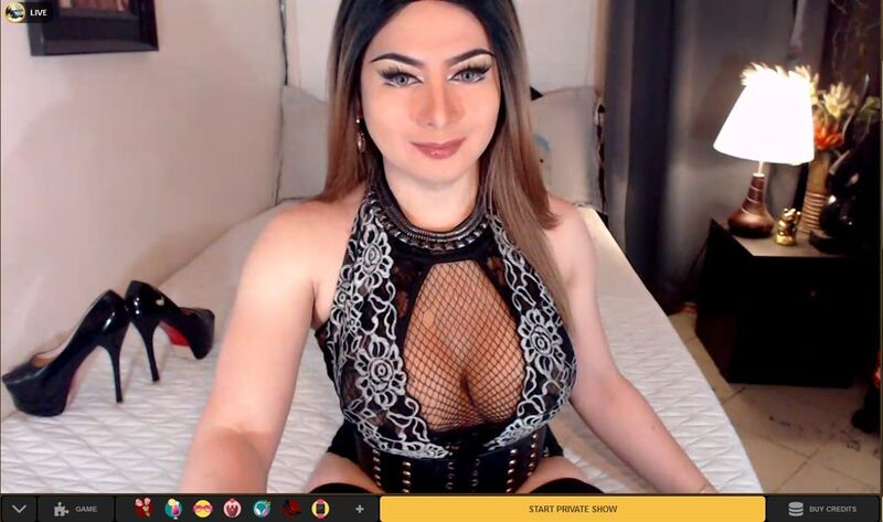 Enjoy cam to cam fun with sexy shemales at MyTrannyCams.com