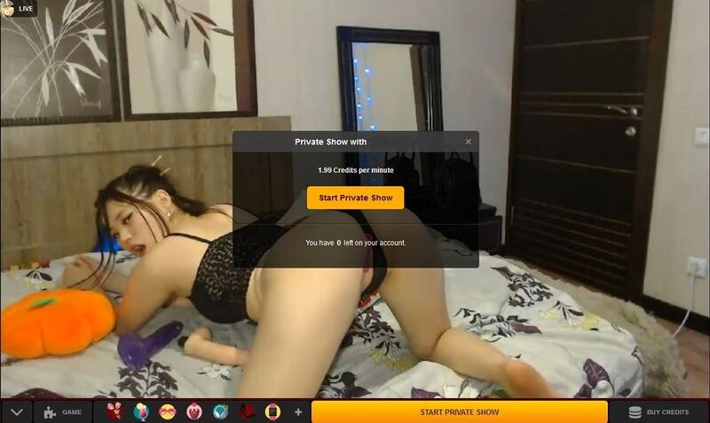 Start a private cam show for just $1.00/min at LiveSexAsian.com